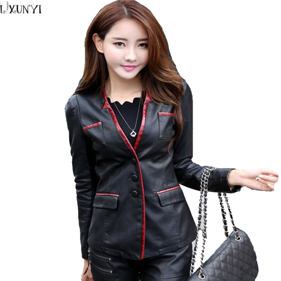 Popular Coloured Leather Jackets-Buy Cheap Coloured Leather