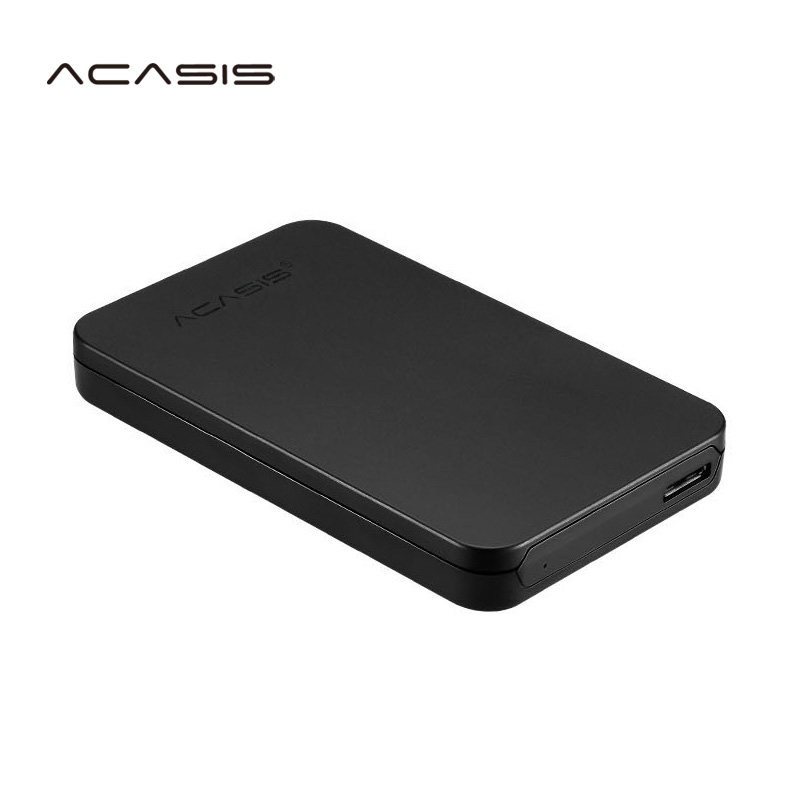 ACASIS 2.5 Inch External Hard Drive 320GB Storage USB3.0 HDD Portable External HD Hard Disk for Desktop Laptop 100% real portable external hard drive hdd 320gb for desktop and laptop disk 320gb