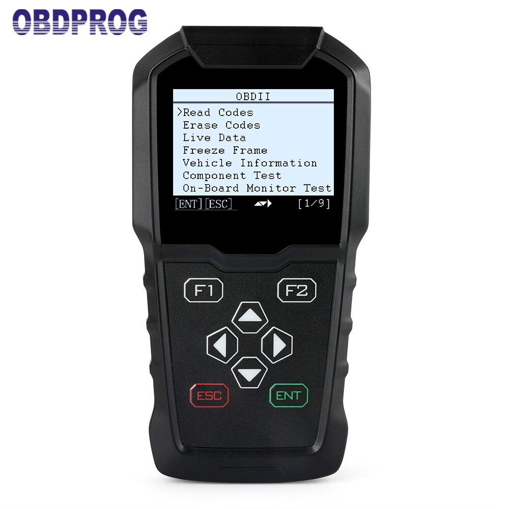 OBDPROG MT006 ключи от машины программирования для VW Audi Skoda сиденья OBD2 инструмент диагностики Пробег автомобильной сканера потерянный ключа