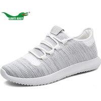 LANTI KAST Men Running Shoes Summer New Arrival Air Mesh Sport Shoes Men Footwear High Quality