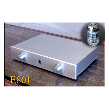 KYYSLB 2019 E801 pre-biliary single-ended field effect tube pure class A amplifier  output amp