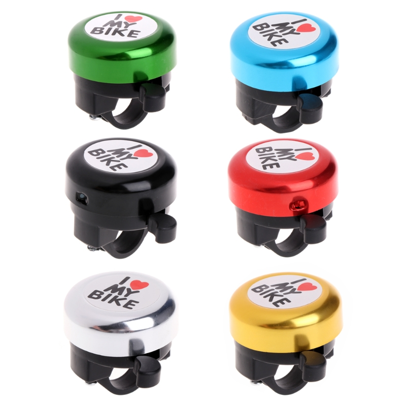 1PC Sport Bike Bicycle Cycling Bell Horn Ring Safety Sound Loud Alarm Warning Handlebar