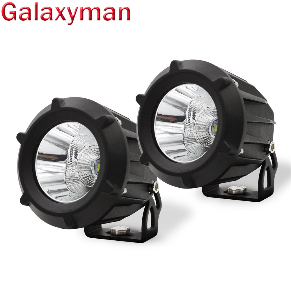 Galaxyman 2018 25W/PCS LED Work Light ATV Offroad 4X4 SUV Boat off road 4 inch Led Working Light Waterproof Led Driving Lights