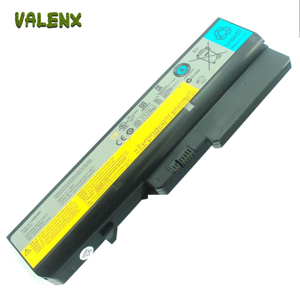 4400 мАч ноутбука Батарея для <font><b>Lenovo</b></font> IdeaPad B470 g460 G560 G570 V370 V470 Z460 Z560 z465 Z565 <font><b>Z570</b></font> lo9s6y02 l10p6y22