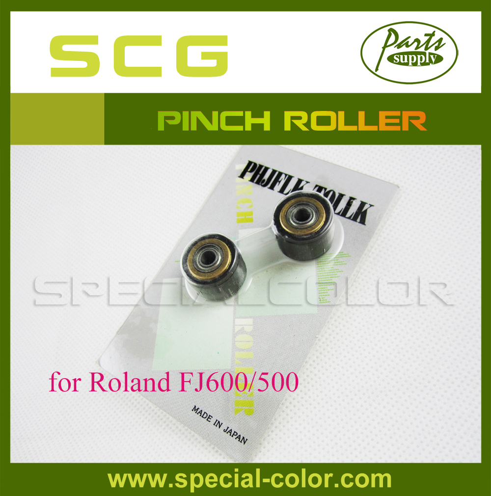 ФОТО Roland FJ600/500 Wide Format Printer Pinch roller
