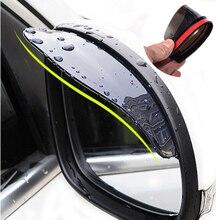 Universal Auto Zubehör Rückspiegel Regen augenbraue Regen Abdeckung für Renault sceni c1 2 c3 modus Duster Logan Sandero