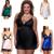 PLUS tamaño de las mujeres lencería sexy malla resbalones medio vestido sexy ropa interior de las señoras de las mujeres desliza T481 XL ~ 4XL
