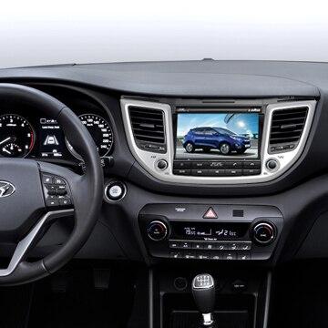 Ram 2gb Hd Android 7 1 Fit Hyundai Tucson 2017 2016 2018 Car Dvd Player Audio