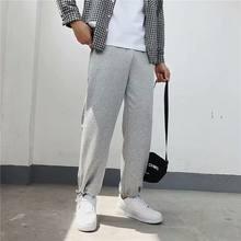 Мужские штаны шаровары повседневные спортивные в стиле хип хоп