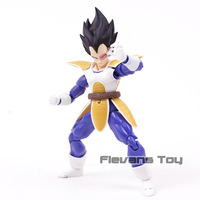 SHF S.H.Figuarts Dragon Ball Z Normal Vegeta Scouter 2.0 PVC Action Figure Collectible Model Toy