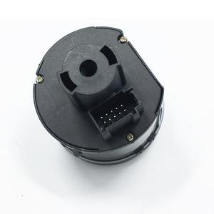 Image 3 - Interruptor de faro delantero cromado, para Golf Jetta MK5 MK6 GTI Passat B6 B7 CC Touran Tiguan, perilla de faro delantero antiniebla, 5ND 941 431 B