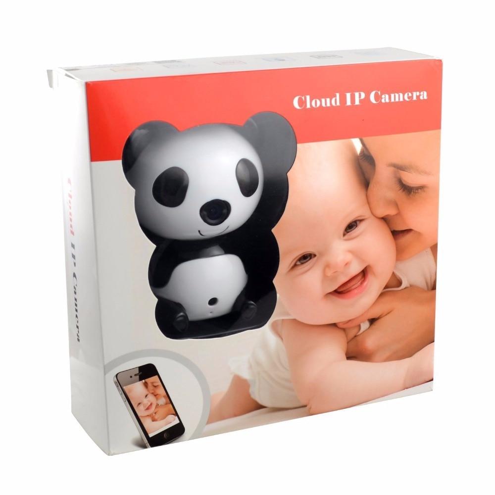 2015 Hot 720P Wireless Wifi Camera Baby Monitor with Panda Cloud Network IP Camera support Nightvision Intercom Two-way Audio