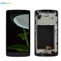RTGparts LCD Touch Screen Digitizer Assembly with Frame For LG D725, G3 mini, D722, D728, D724, G3 Beat, G3 Vigor