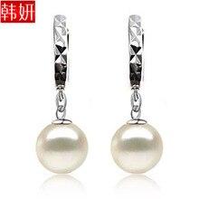 shell pearl earrings pure silver earrings 925 pure silver in ear silver earrings 258