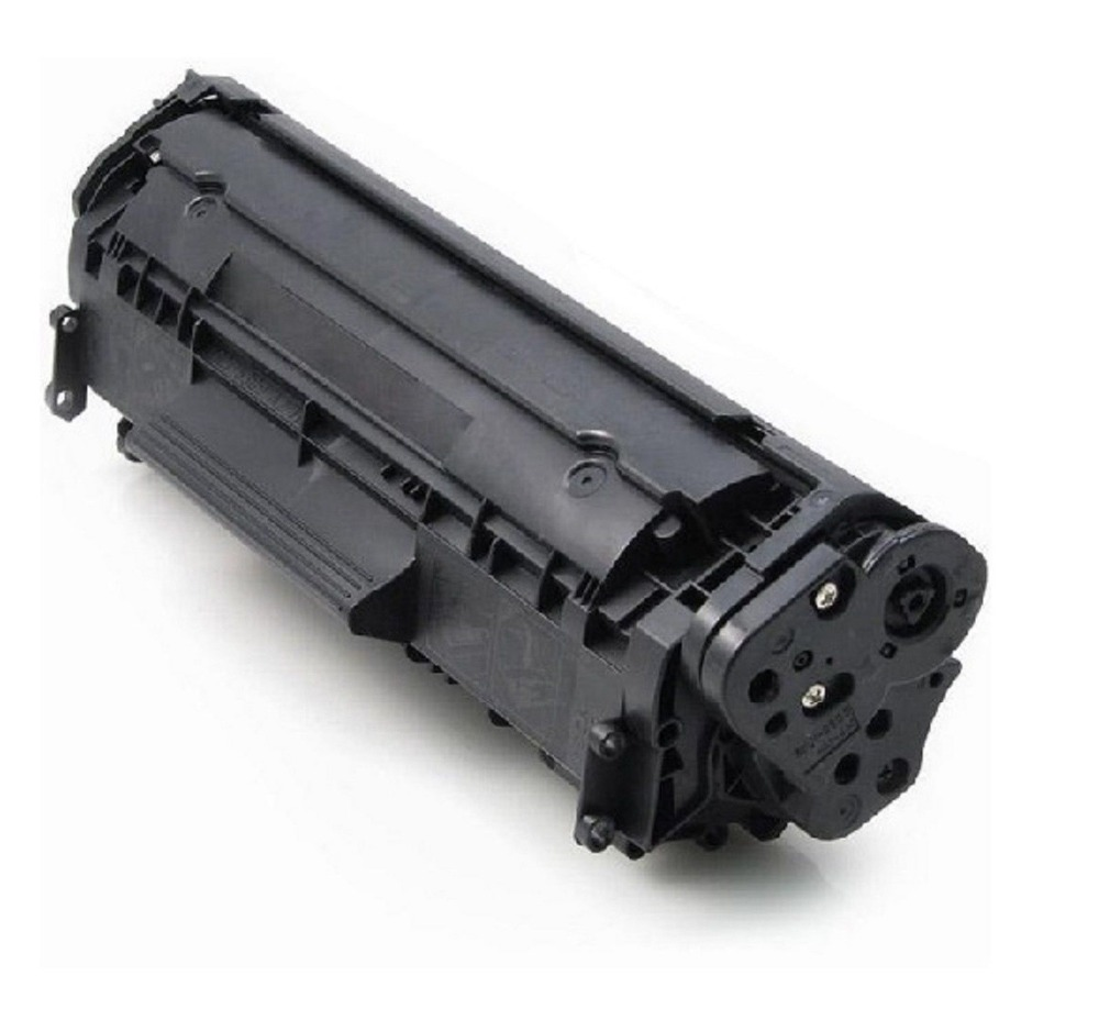 2015 New [Hisaint] 1pk HP 2612 Q2612A 12a Toner Cartridge 1018 1020 3015 3020 3030 Printer Hot