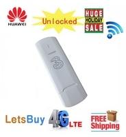 Unlocked HUAWEI E3272 e3272s 153 4G LTE cat4 150Mbps Modem 4G usb stick e3272h 153 with 4g antenna