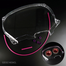 Gplus Clear Timing Belt Cover Pulley For Mitsubishi Lancer Evolution EVO4-8 4G63 -02EGC1403ACL
