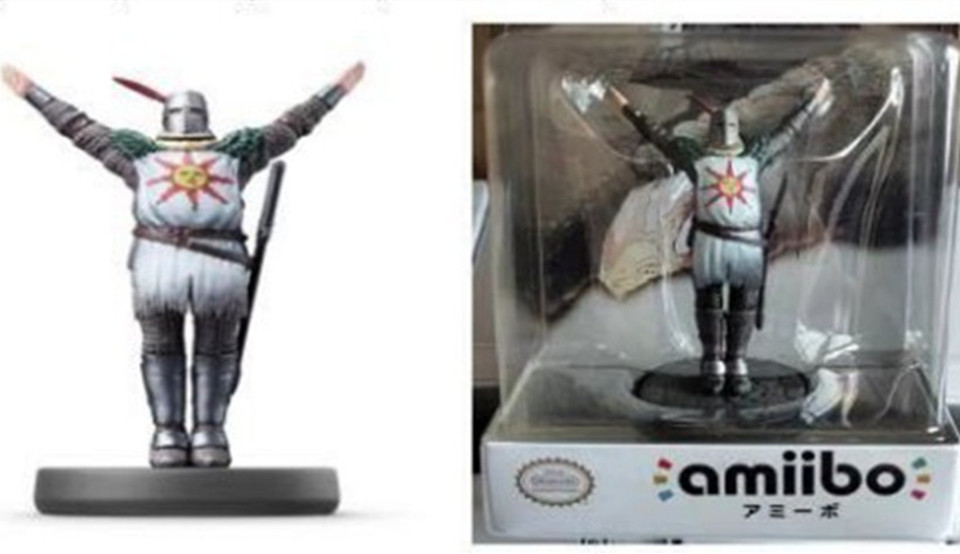 Trustful Amiibo Dark Souls Remastered Pvc Action Figure Collectible Model Toy Nfc Sun Warrior Solaire Of Astora Figure Ns Special Buy Back To Search Resultstoys & Hobbies