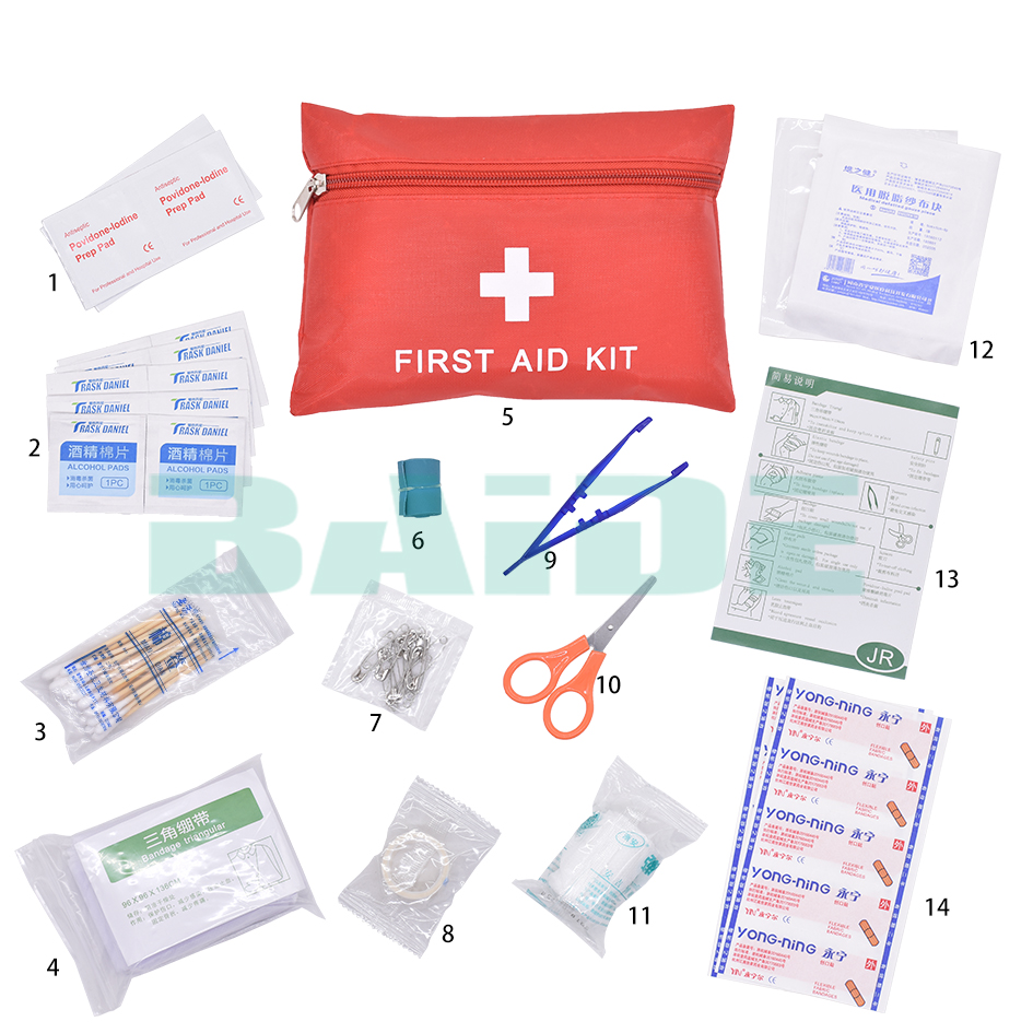 Worldwide delivery 12 in 1 survival kit in NaBaRa Online