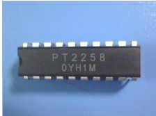 1pcs/lot PT2258 DIP-20 In Stock
