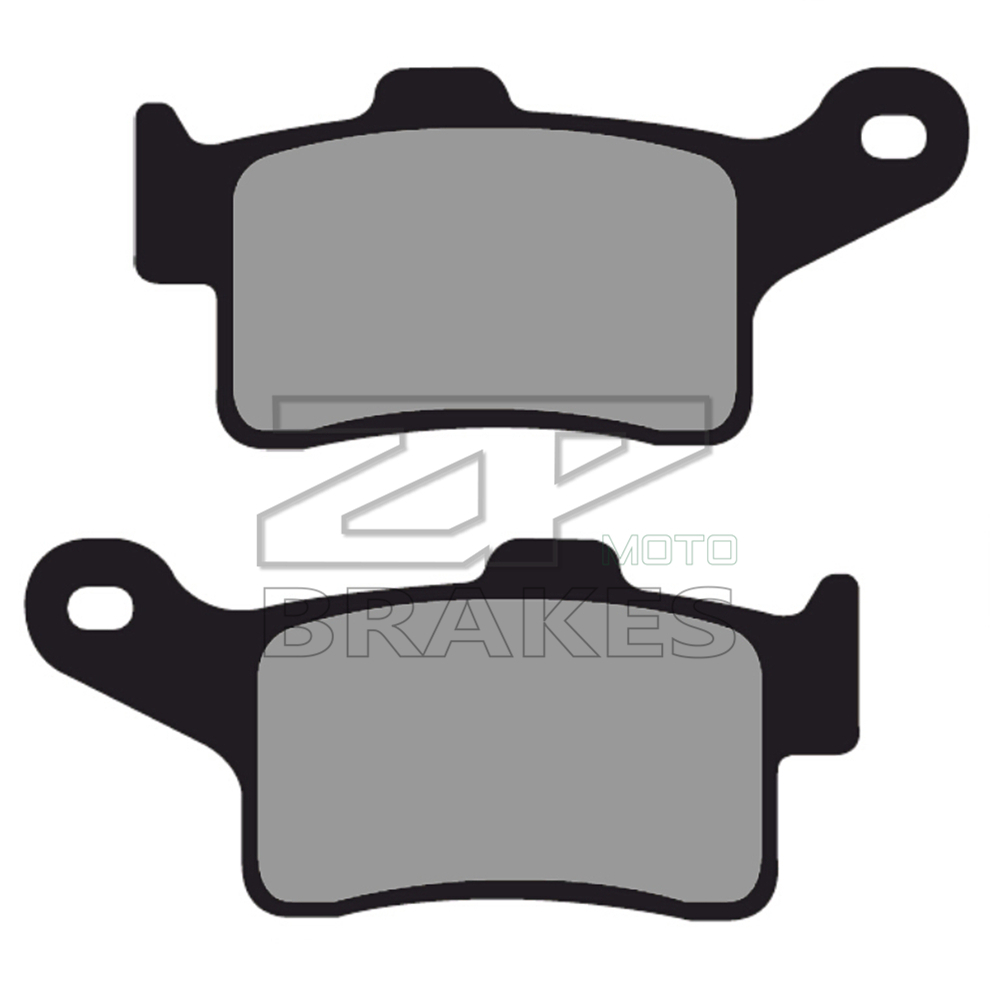 Motorcycle Brake Pads Fits ATV CAN-AM Spyder F3-S (SE6/SM6) 2015 Rear OEM New Organic High Quality Free shipping motorcycle disc brake pads fa473 fit for can am spyder rs ses 990cc 08 09 phantom black