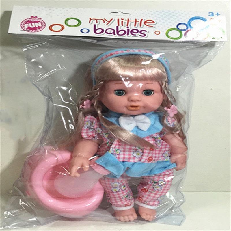 Litle girls pee