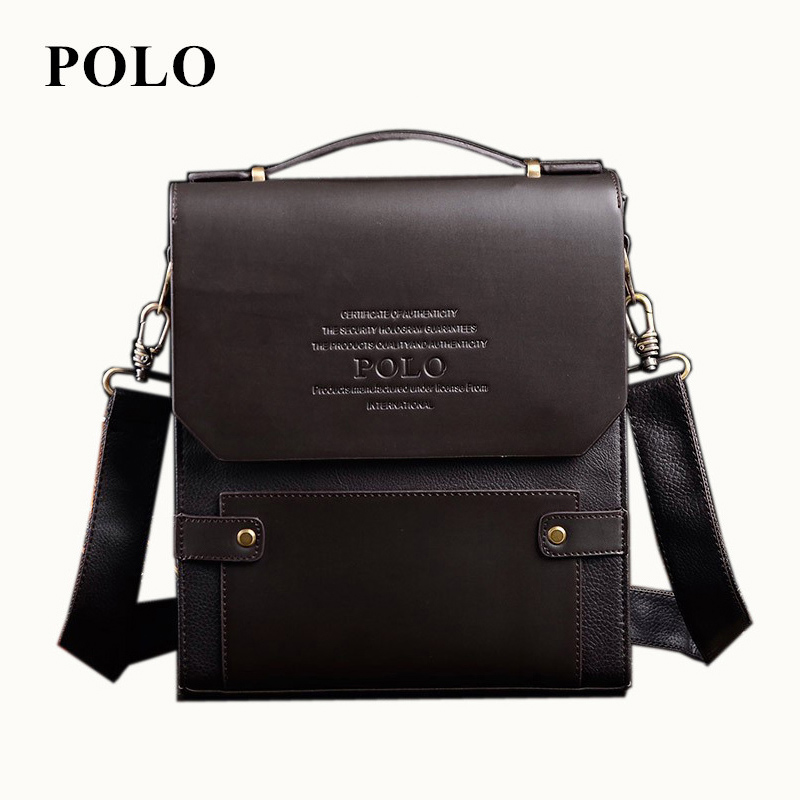 New Arrived POLO men's messenger bag handbag Brand Business briefcase fashion shoulder bag crossbody bag Free Shipping