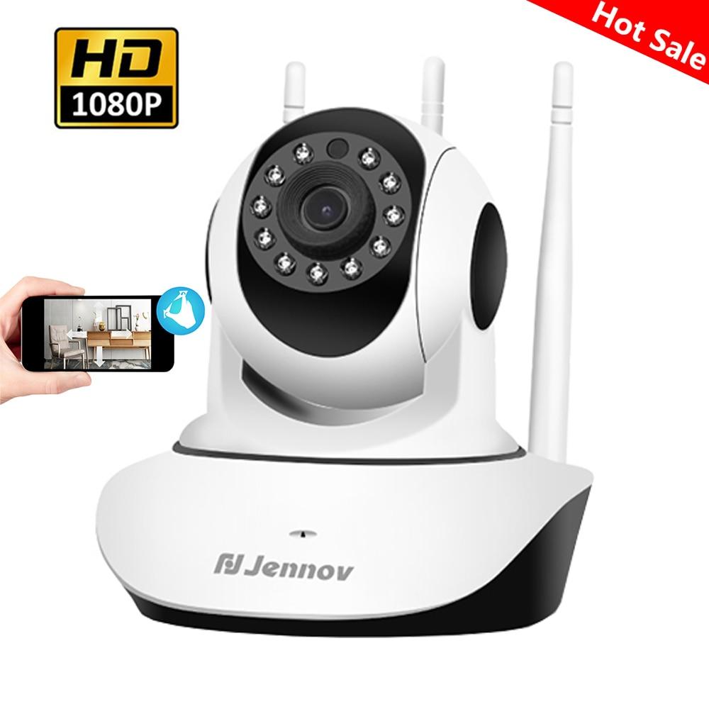 Baby Monitor PTZ Ip-Camera Camara Wifi-Video CCTV Surveillance Mini Home Wireless 2MP