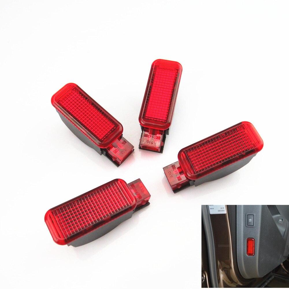 TUKE Car Interior Door Panel Red Warning Light 8KD947411 8KD 947 411 For A7 A8 A3 A4 A5 A6 Q3 Q5 TT RS3 RS4 Octavia S3RS4 RS5