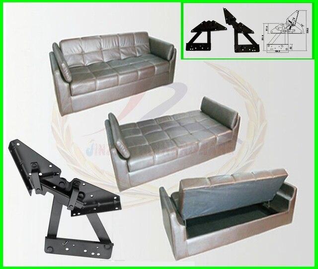 Furniture Hardware Adjule Tugas Berat Sofa Bed Engsel C 01