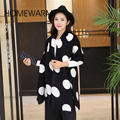 Winter Women Scarfs Fashionable Pashm Foulard Femme Dots Design Novelty Warm Cotton Scarf Acrylic Shawl Neck Wrap for Women