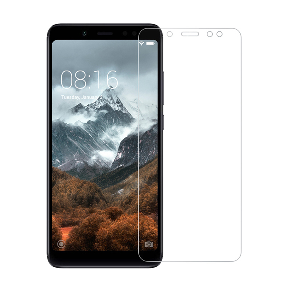 screen protector tempered glass for xiaomi redmi 6A 6 pro 4A 4x 3 3s note 7 5 6 pro(6)