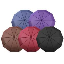 Высокое качество три складной зонт Для мужчин дождь женские подарочные зонтик Автоматический ветрозащитный Бизнес зонтики