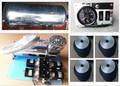 Sistema de suspensión de muelles de suspensión de aire universal básico de aire puede utilizarse en cualquier tipo de coches trucksDIY muelles general en común