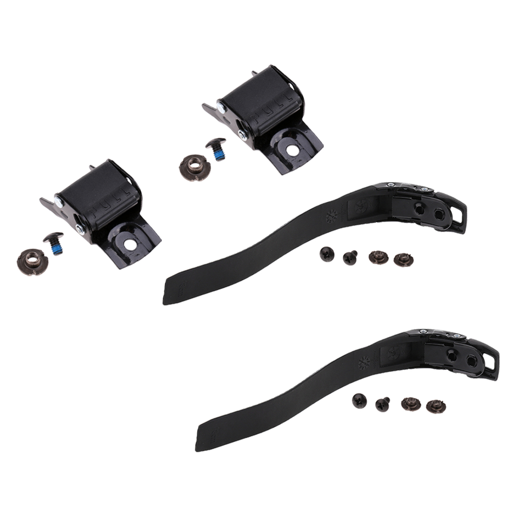 2Set Replacement Inline Roller Skate Shoes Energy Strap with Screws + Strap Buckle Outdoors дрель bosch gbm 16 2 re звп
