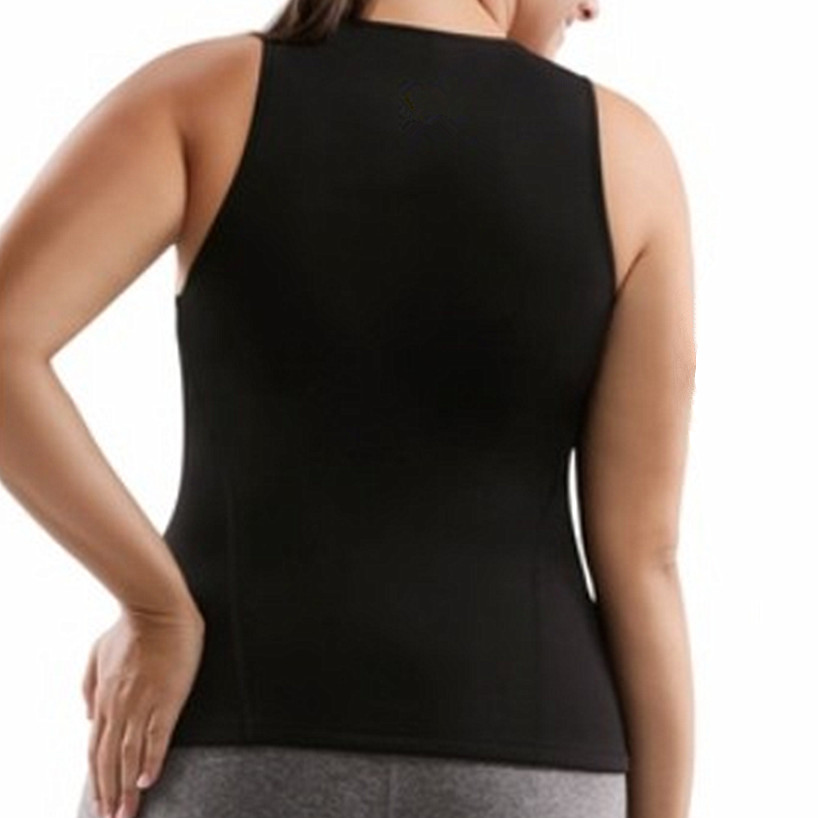 11dc1e4982a62 Hot Body Shapers Waist Trimmer Slimming Shirt Hot slim Plus Size Thermal  Weight Loss Shaper Women s Hot Neoprene Shapers Corsets-in Tops from  Underwear ...