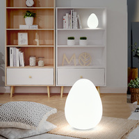Nordic Floor Lamp for Living Room Simple Modern Bedroom Bedside Lamp Remote Control Vertical LED Table Lamp Decor Stand Light