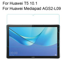 For Huawei ipad T5 10.1 inch 2.5D 9H 0.26mm Tempered Glass Protective Screen Pro