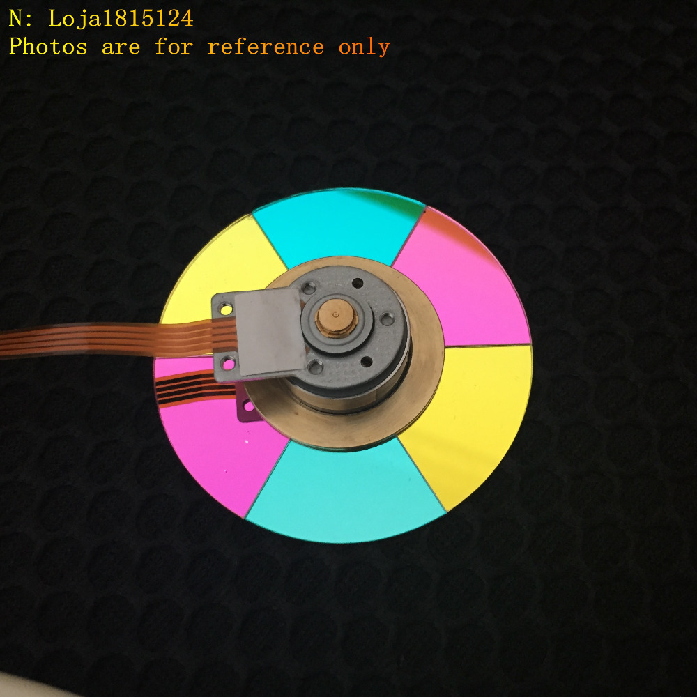 Free shipping ! Wholesale Original 100% NEW Original Projector Color Wheel for Mitsubishi LVP-SD200U wheel color