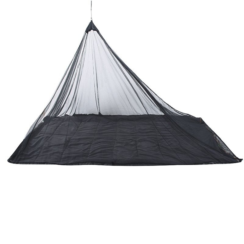 Outdoor Portable Ultralight Mesh Hammock Tent Anti-mosquito Net Hiking Backpacking Traveling Folding Net Tents For Camping   0.2