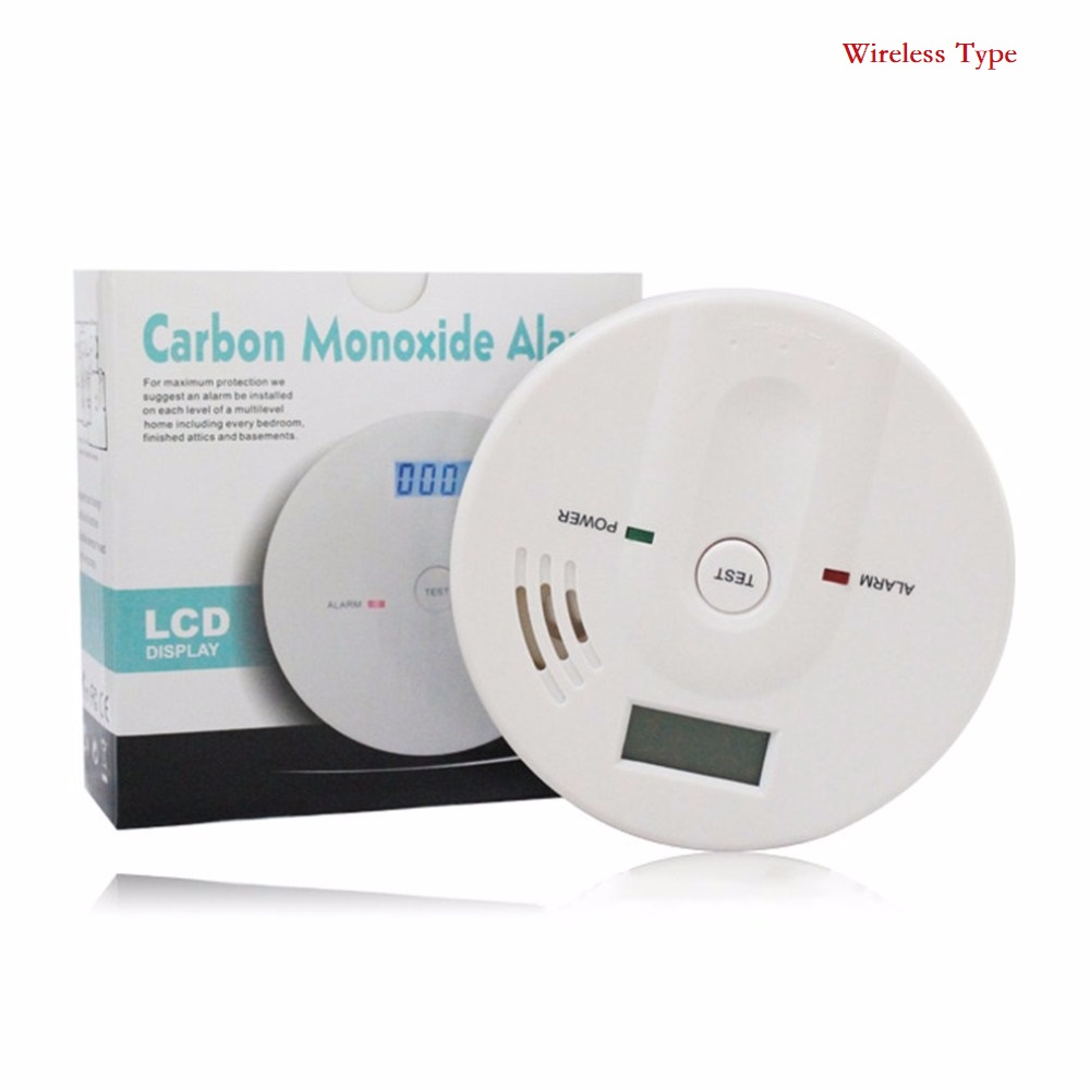 85db Warning High Sensitive Lcd Display 808 Co Gas Sensor Carbon Monoxide Poisoning Alarm Detector For Home Security Fire Protection Back To Search Resultssecurity & Protection