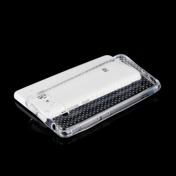 Para Xiaomi Redmi 2 TPU del cojín caso de la cubierta del teléfono accesorio cla