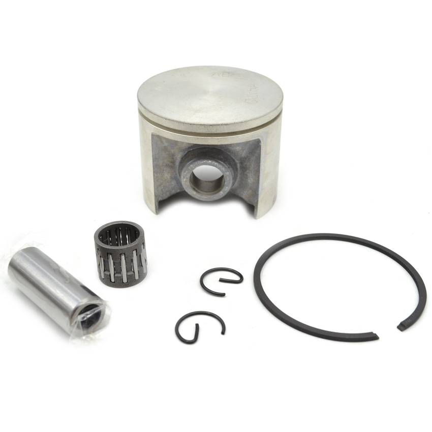 Chainsaw Piston Kit with 50mm*1.5mm Rings Fits Husqvarna 268 OEM 544 22 39-03 changchai 4l68 engine parts the set of piston piston rings piston pins