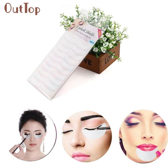 Beauty Girl Hot 40 Pc Women Girls Grafting Eyelash Extension