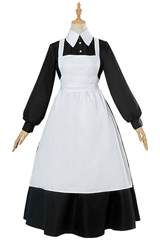 The Promised Neverland Izabella Krone Cosplay Costume Halloween Carnival Cosplay Costumes
