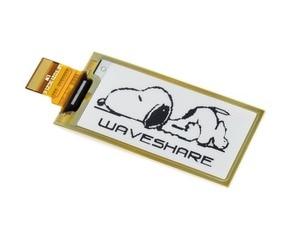 Image 3 - Waveshare encre électronique flexible, 212x104,2.13 pouces, affichage brut, couleurs noir/blanc, interface SPI, sans PCB, pour Raspberry Pi 2B/3B/Zero W
