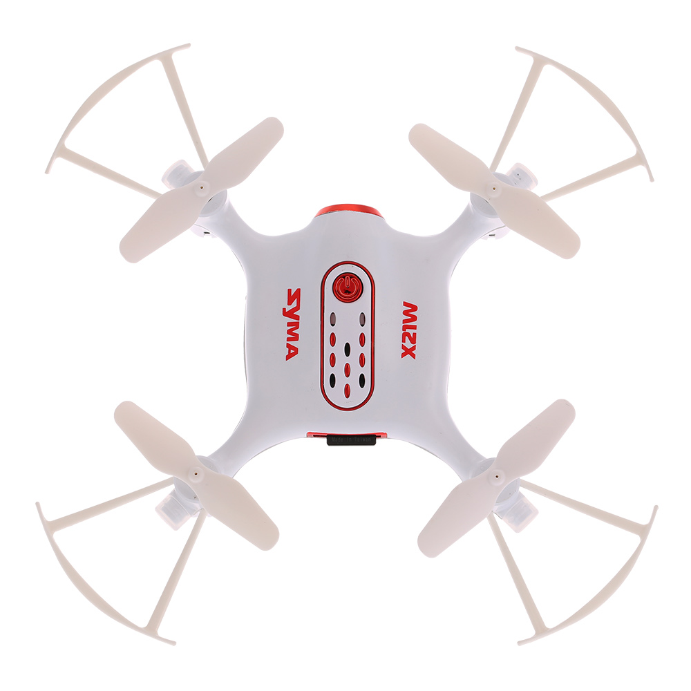 Syma X21W Wifi FPV 720P Camera Drone Barometer Set Height RC Drone Quadcopter Toys APP Phone Control With Battery Controller (11)