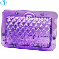 Large Size 3D DIY Handmade Cake Lady Handbag Chocolate Mold Plastic Polycarbonate Bag Cake Decorating Tools