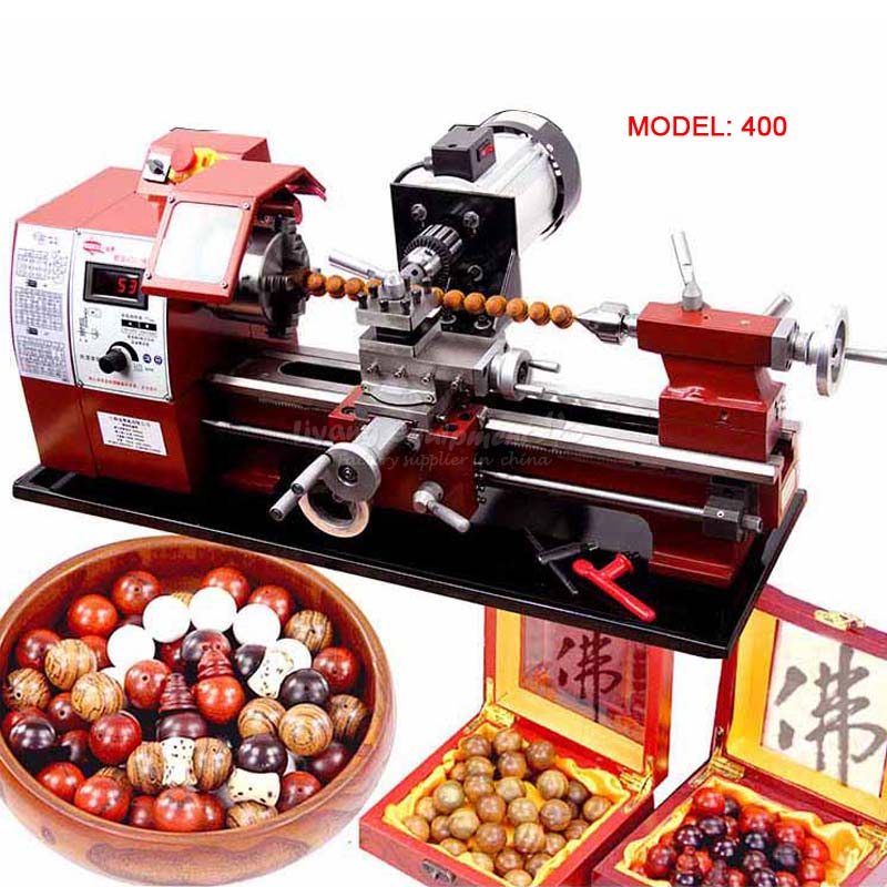 RU no tax Wood lathe Hand string Miniature Buddha machine 400 livolo us au 118 wall switch 3 gang 2 way crystal glass panel ac 250v touch light switch for led lamp switch wall touch switch