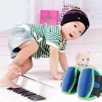 Ребенка ползать защита колен колодки Детские наколенники аварии малышей наколенники Falling Спорт протектор Детская безопасность Гетры для д...